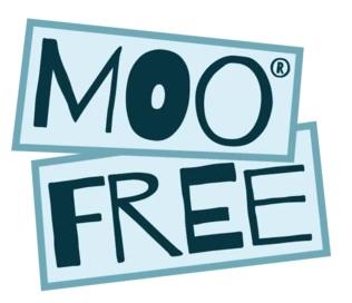 Moofree uusi logo 2021