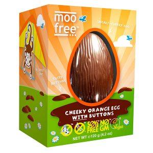 MooFree, Pääsiäismuna appelsiini