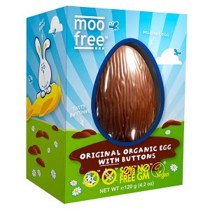 MooFree, Pääsiäismuna suklaa