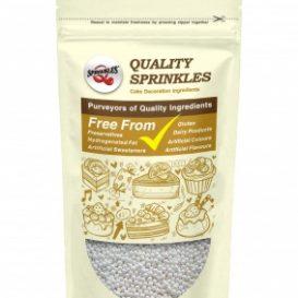 QS Ingredients Nonparelli - helmiäisvalkoinen