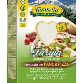 Farabella, Leipä- ja pizzajauhomix