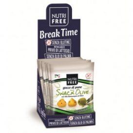 Nutrifree, Oliivinmakuinen snackpussi