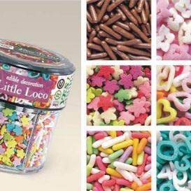 QS Ingredients Little Loco - 6 osainen sekoituspurkki