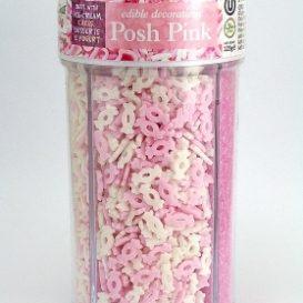 QS Ingredients Posh Pink - Iso 4 osainen sekoituspurkki
