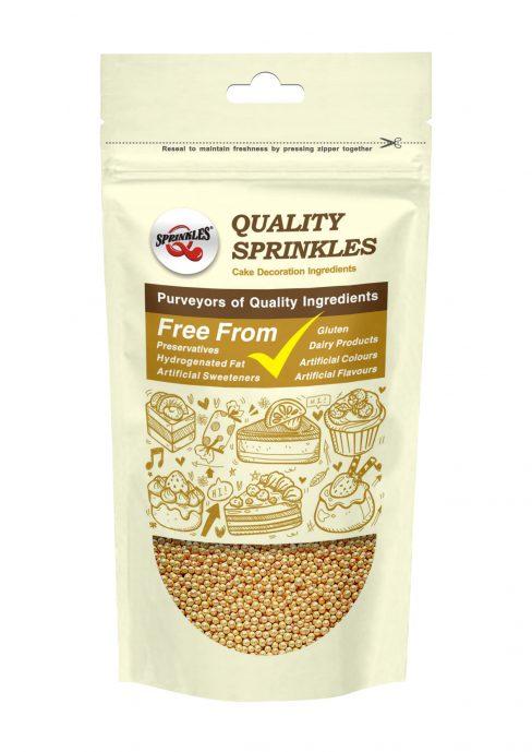 QS Ingredients Nonparelli - kulta