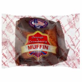 American Muffin karpalo-appelsiinimuffinssi