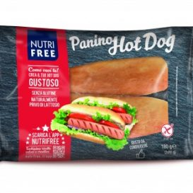 Nutrifree Panino Hot Dog